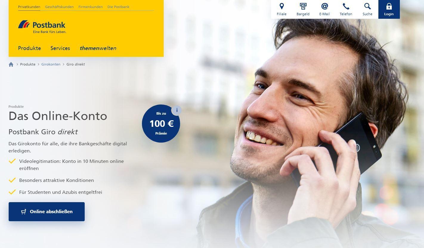 postbank_girokonto